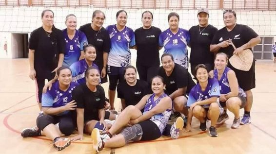 interservice volleyball finale dames mai 2019